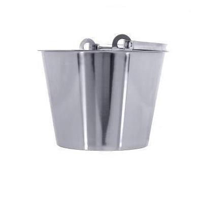 eimer 15 liter material edelstahl fleischereibedarf und gastrotechnik schneider. Black Bedroom Furniture Sets. Home Design Ideas